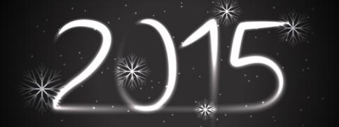 shiny 2015 in dark background